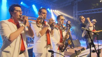 THE HORNY HORNY HORNS - die Hornsection für Shows, Band-Support, Studio und Events aller Art
